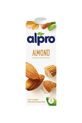 Alpro Badem Sütü 1 lt 0