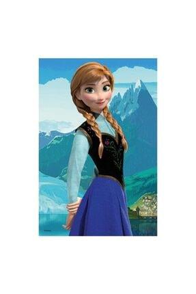 DİSNEY Frozen Mini Puzzle Set 4 Adet 54 Parça Puzzle Elsa Anna Olaf Kristoff 2