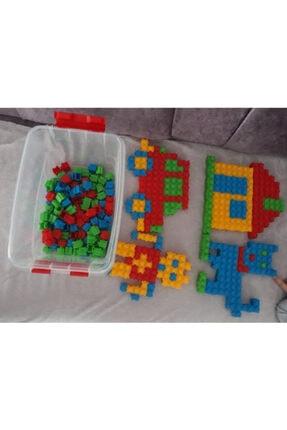 Dede Oyuncak 500 Parça Tik Tak Lego Çıtçıt Lego Seti 3