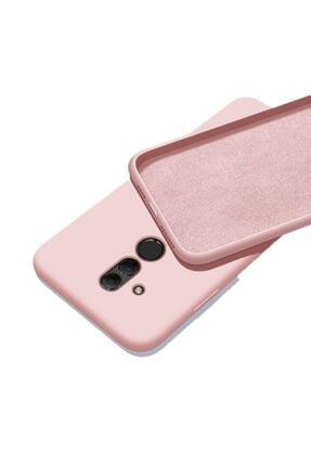 Mopal Huawei Mate 20 Lite Uyumlu Içi Kadife Lansman Silikon Kılıf 0