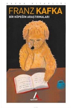 Aperatif Kitap Yayınları Bir Köpeğin Araştırmaları 0