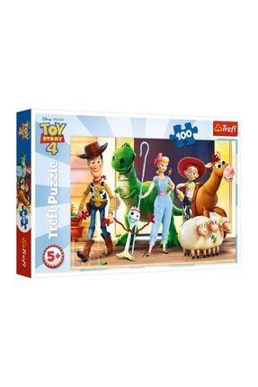 Trefl Puzzle 100 Parça Lets Play Toy Story 16356 1