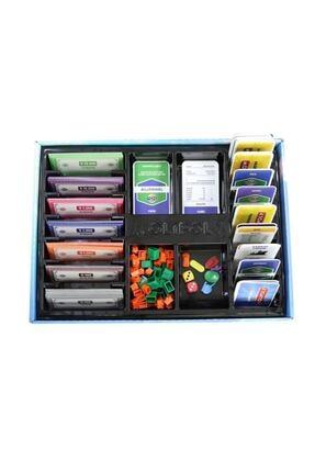 Bundera Emlak Ticaret Oyunu Molipoly Monopoly Monopoli Metropol Mega City Aile Oyunu Yeni Model 4