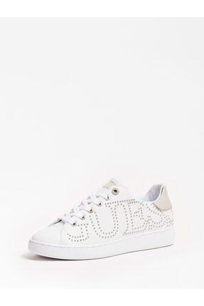 Guess Razz Beyaz Kadın Sneaker 0
