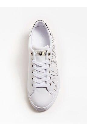 Guess Razz Beyaz Kadın Sneaker 3