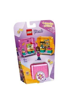 LEGO Friends Andrea'nın Alışveriş Oyun Küpü 41405 1