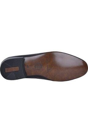 Pierre Cardin Erkek Siyah Rugan Ayakkabı 3