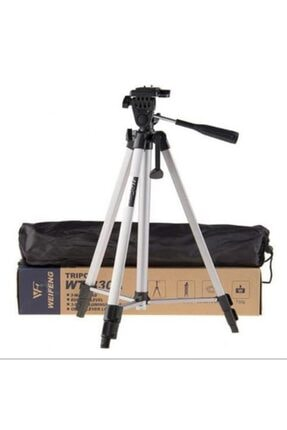 Appa Profesyonel Tripod Kamera Fotoğraf Makinesi Wt-330a 135 cm 4