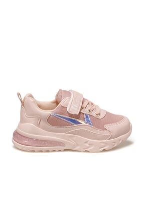 Icool Kız Çocuk Sılver Pudra Yürüyüş Ayakkabısı 1