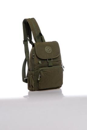 Smart Bags Kadın Koyu Yeşil Sırt Çantası Smbk1138-0029 1
