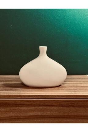 TEMA HOME Aysha   Seramik Vazo Küçük 0