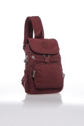 Smart Bags Kadın Bordo Sırt Çantası Smbk1138-0021 1