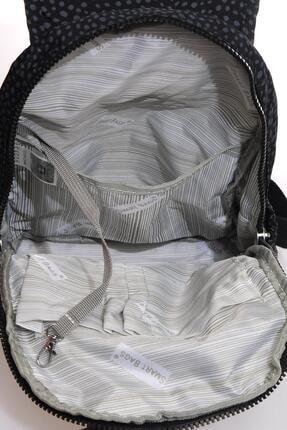 Smart Bags Kadın Puantiyeli/siyah Sırt Çantası  Smbk1138-0091 3
