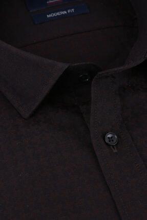 W Collection Jakarlı Klasik Gömlek 1
