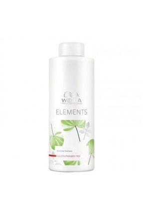 Wella Elements Renewing Sülfatsız Yenileyici Şampuan 1000 ml 0