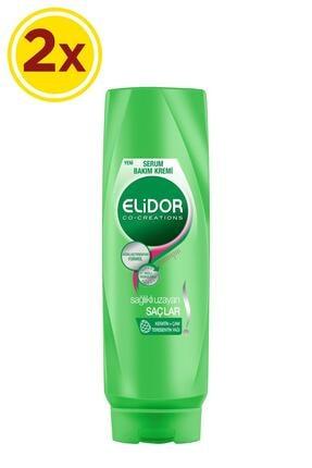 Elidor Elıdor Saglıklı Uzayan Saclar Saç Kremi 500 ml X2 0