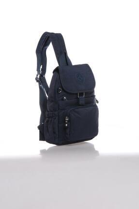 Smart Bags Kadın Lacivert Sırt Çantası Smbk1138-0033 1
