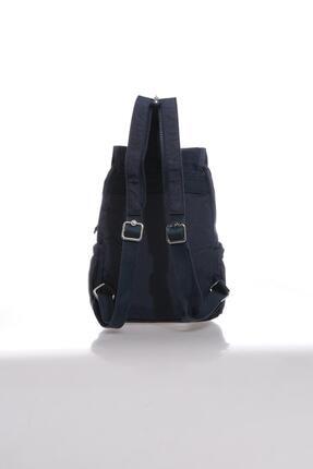 Smart Bags Kadın Lacivert Sırt Çantası Smbk1138-0033 2