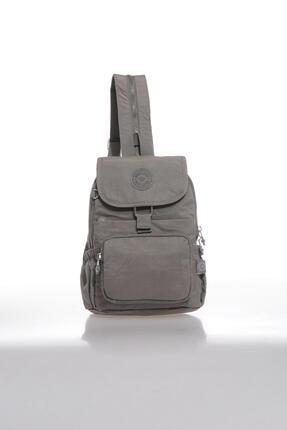 Smart Bags Kadın Gri Sırt Çantası Smbk1138-0078 0