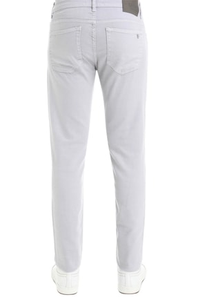 Efor Erkek Gri Slim Fit Jean Pantolon 037 3
