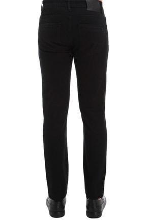 Efor Erkek Siyah Slim Fit Jean Pantolon 034 3