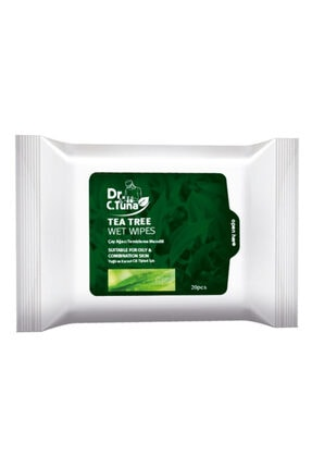 Farmasi Dr.c.tuna Çay Ağacı Temizleme Mendili 20 Adet 0