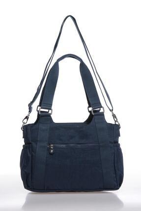 Smart Bags Kadın Lacivert Omuz Çantası Smbk1163-0033 2