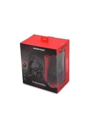 Rampage Rm-k2 X-quadro Usb 7.1 Rgb Profesyonel Oyuncu Kulaklığı 4