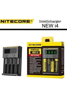 Nitecore I4 Yeni Lithium Pil Şarj Aleti Pilsiz 2