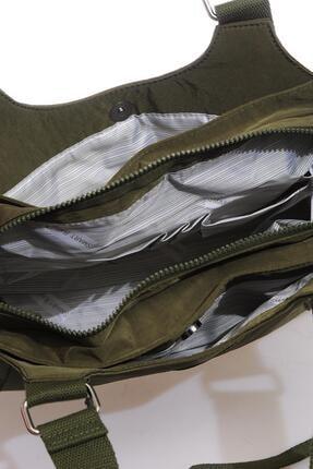 Smart Bags Kadın Koyu Yeşil Omuz Çantası Smbk1163-0029 3