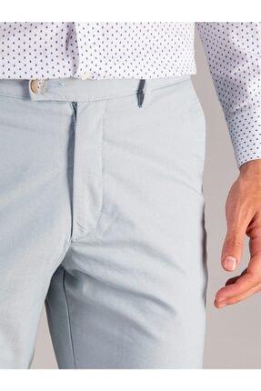 Dufy Mınt Armür Oxford Erkek Pantolon - Regular Fıt 1