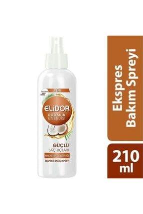 Elidor Şampuan 650 ml. Hindistan Cevizi Yağı + Bakım Spreyi 210 ml. Avantajlı Paket 3