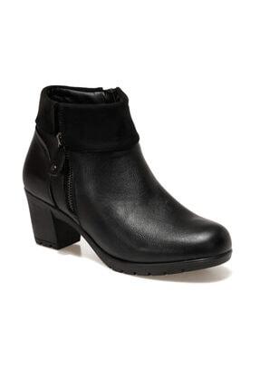 Polaris 161376.Z Siyah Kadın Topuklu Bot 100548456 0
