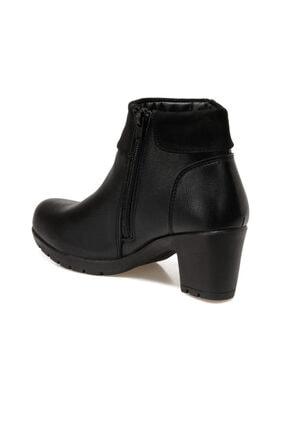 Polaris 161376.Z Siyah Kadın Topuklu Bot 100548456 2