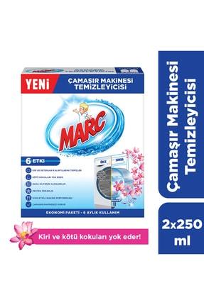 Marc Çamaşır Makinesi Temizleyicisi 2x250 Ml 0