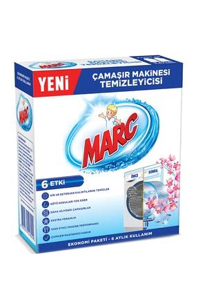 Marc Çamaşır Makinesi Temizleyicisi 2x250 Ml 1