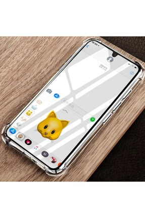 Telefon Aksesuarları A9 2020 Nitro Anti Shock Silikon Kılıf 4