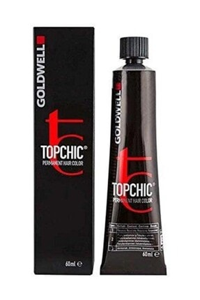 GOLDWELL 7bsg Topchich Kalıcı Saç Boyası 60 ml Tüp 0