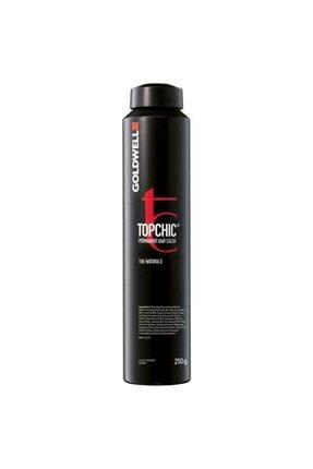 GOLDWELL 6sb Koyu Kumral Soğuk Bej Topchich Kalıcı Saç Boyası 250 ml 0