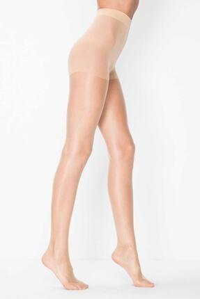 Penti Kadın Açık Ten Fit 15 Külotlu Çorap Pclp0a5k15sk 0