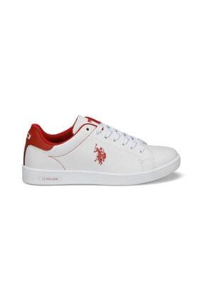 US Polo Assn Kadın Beyaz Steve 9pr Sneaker 1