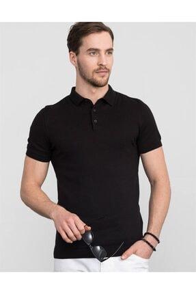 Tudors Slim Fit Polo Yaka Triko T-shirt 1