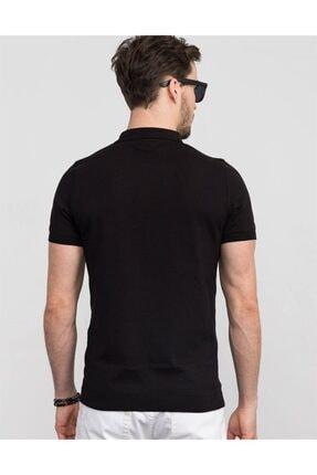 Tudors Slim Fit Polo Yaka Triko T-shirt 2