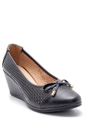 Derimod Kadın Dolgu Topuklu Ayakkabı 2