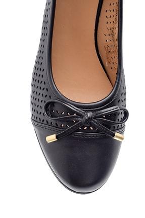 Derimod Kadın Dolgu Topuklu Ayakkabı 4