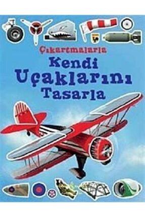 İş Bankası Kültür Yayınları Çıkartmalarla Kendi Uçaklarını Tasarla 0