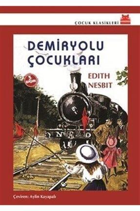 Kırmızı Kedi Yayınları Demiryolu Çocukları 0