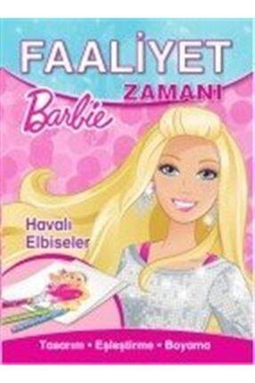 Barbie Havalı Elbiseler Faaliyet Zamanı 97744