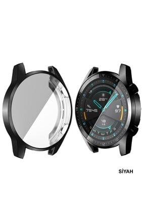 Cimricik Huawei Watch Gt2 46 Mm 360 Derece Kasa Ve Ekran Koruyucu 0