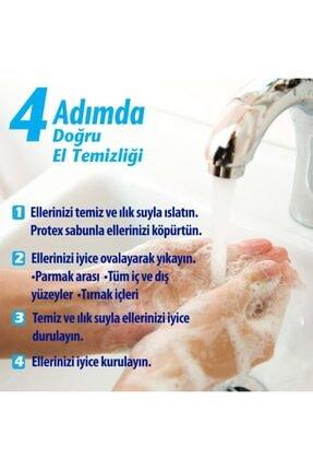 Protex Ultra Uzun Süreli Koruma Antibakteriyel Sıvı Sabun 2 X700 ml 3